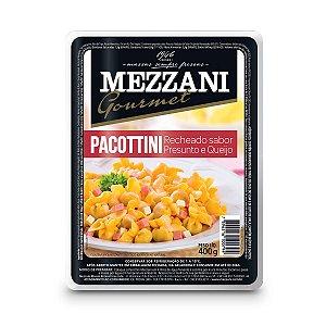 Pacottini Mezzani Gourmet Recheado Sabor Presunto e Queijo 400g