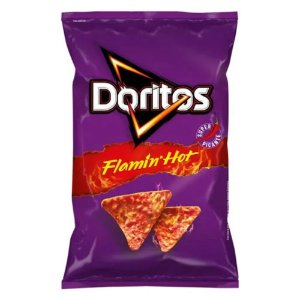 Salgadinho Doritos Flamin Hot 48g(Super Picante)