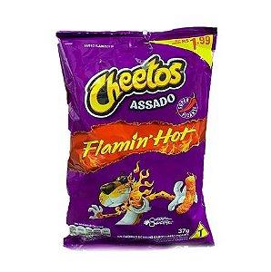 Salgadinho Cheetos Assado Flamin Hot 37g (Super Picante)