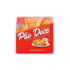 Pão Doce Sabor Doce de Leite Santa Massa 300g