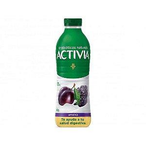 Activia Ameixa Com Frutas Naturais 850g