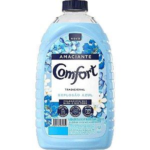 Amaciante Comfort Azul 3L