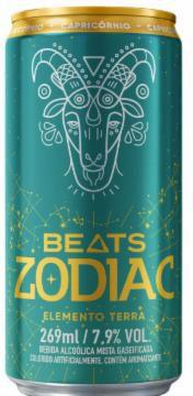 Skol Beats Zodiac Elemento Terra 269ml
