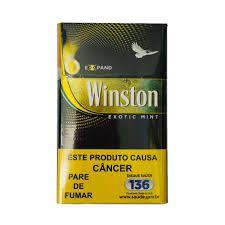 Cigarro Winston Exotic Mint
