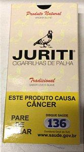 Juriti Cigarrinhas de Palha Tradicional