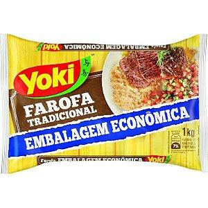 Farofa de Mandioca Yoki Tradicional 1kg