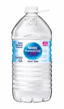 Água Mineral Pureza Vital 6,3L