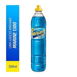 Detergente Liquido Minuano Marine 500ml