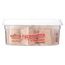 Paçoquinha Tradicional DaColônia 210g