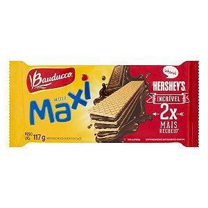 Biscoito Bauducco Wafer Maxi 117g