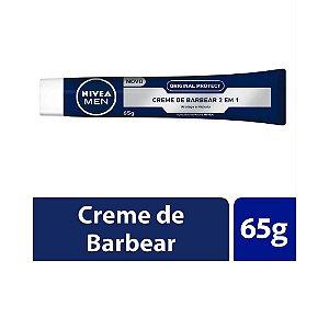 Creme de Barbear Nivea Men Protect 65g