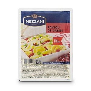 Ravióli Carne Mezzani 400g