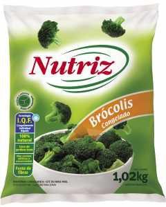 Brócolis Não Cozido Nutriz 1,02kg