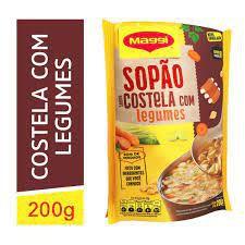 Sopão Maggi Sabor Costela com legumes 200g