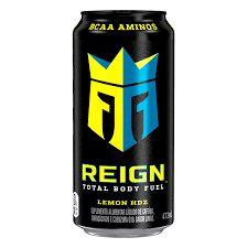 Energético Reign Body Fuel Lemon 473Ml