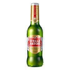 Cerveja Stella Artois Sem Glúten Long Neck 330ml
