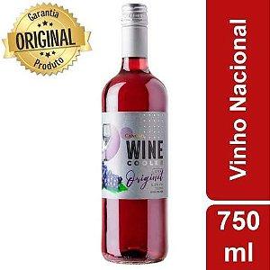 Vinho Nacional Canção Cooler Uva 750ml