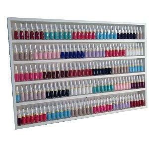 Expositor De Esmaltes -94Lx60Ax6P P/ Manicure- 100%mdf