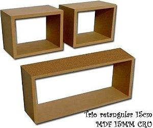 Kit-trio De Nichos Cru-1=54x25x15/2=24x20x15