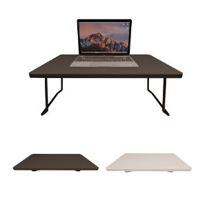 Mesa Suporte Multiuso Usar Notebook Na Cama Preto