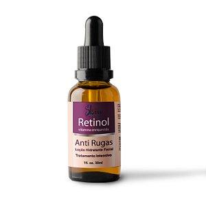 Sérum Retinol 30ml  - Emabalagem de Vidro