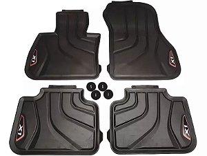 Jogo de Tapete - Dianteiro e Traseiro BMW X1