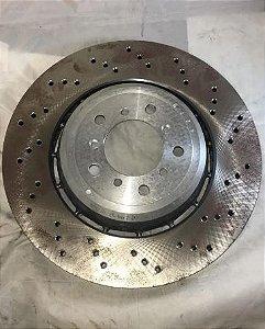 Disco De Freio Ventilado Traseiro Bmw X5 X6