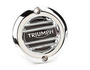 Emblema de Embreagem - Bonneville, Bonneville Bobber,Thruxton, Street Twin, Street Scrambler, Scrambler 1200, Speed Twin