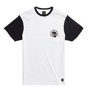 T- Shirt Aberdeen White/Black