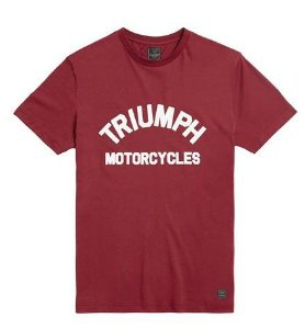 T- Shirt Burnham Syrah
