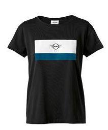T-Shirt MINI Color Block - Feminina