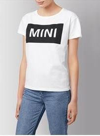 T-Shirt MINI Wordmark Feminina