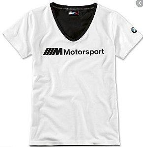 T-Shirt BMW M Motorsport - Feminina
