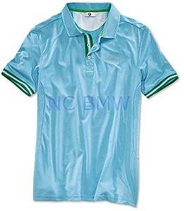 Camisa polo - BMW Golfsport Aqua