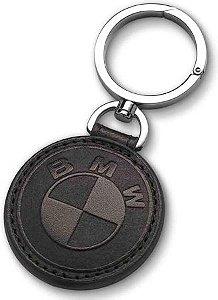 Chaveiro em couro BMW