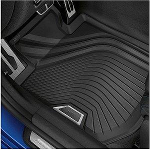Kit de tapete em borracha - Dianteiro e Traseiro -  BMW 320/330/M3