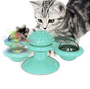 Brinquedo Rotativo para gatos