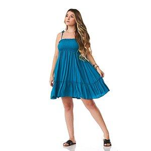 Vestido Capri Azul
