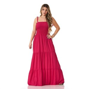 Vestido Mônaco Pink