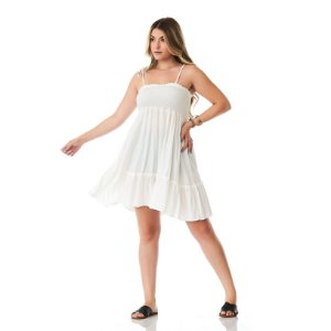 Vestido Capri Branco