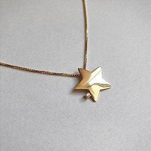Colar Estrela Lumi