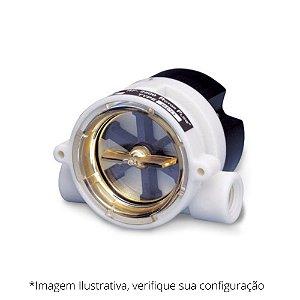 155481 RFO Rotorflow Sensor e Indicador de Vazão | Fluxo Gems