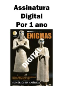 ASSINATURA REVISTA ENIGMAS DIGITAL 1 ANO