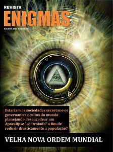 REVISTA ENIGMAS EDIÇÃO 16 DIGITAL