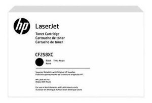 TONER ORIGINAL HP CF258XC BLACK 10000 PGS
