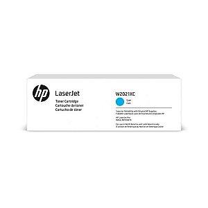 TONER ORIGINAL HP W2021XC CIANO 6000 PGS