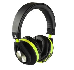 Headphone Bluetooth - GT Follow  - Goldentec  - Verde (GT5BTVD)
