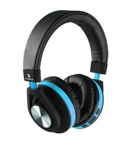 Headphone Bluetooth GT Follow Goldentec Azul (GT5BTAZ)
