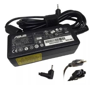 Fonte P/ Netbook Asus Eee Pc Eepc Pino Agulha 19v 2,1a 40w