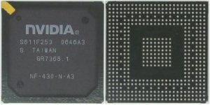 Chipset Nvidia Nf-430-n-a3